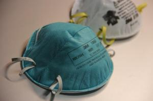 N95 mask. CDC Public Health Image Library. Common domain.